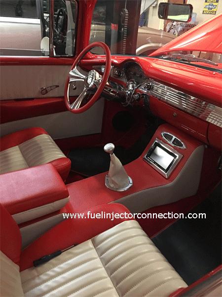 1955 Chevy Truck Dash