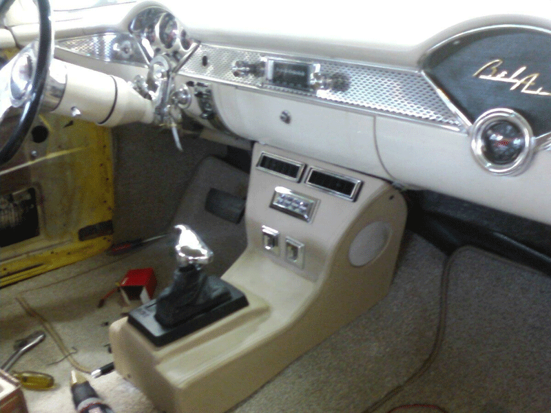 55 56 57 Chevy Bel Air 210 Cars
