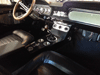 65 mustang console