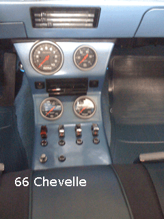 66 chevelle bench seat cup holder console