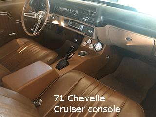 64-72 Chevelle Super Sport Malibu